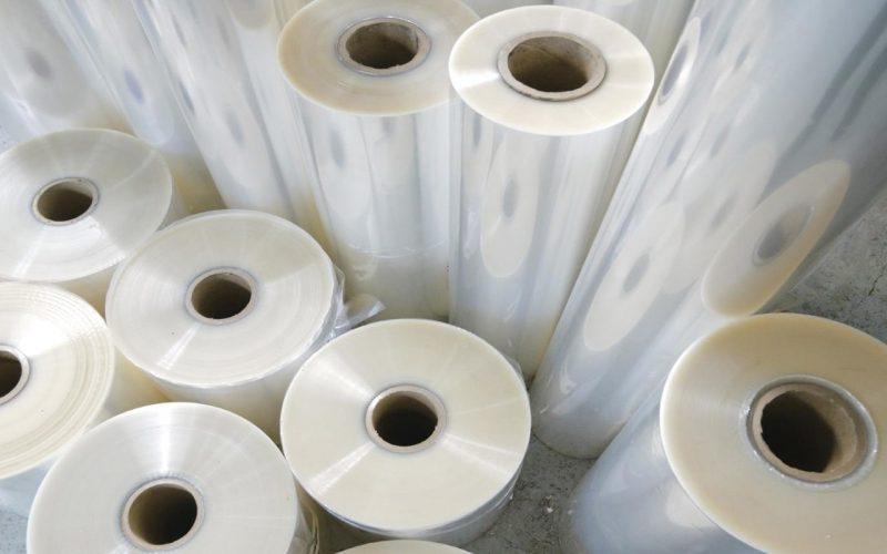 Термоусадочная пленка для упаковки